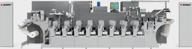 Étiquettes en flexographie pour la production en grande quantité